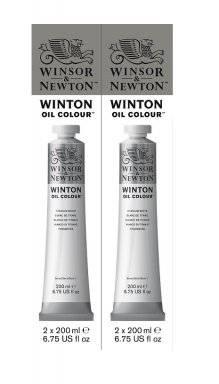 Twinpack winton olieverf wit | Winsor & newton