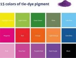 Tie dye set | Qbix
