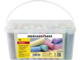 Emmer stoepkrijt 50 stuks | Eberhard faber