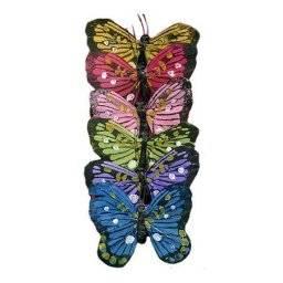Vlinders art.1004 doos 6st | Artemio