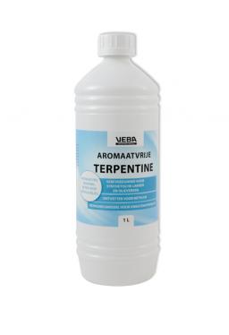 Reukloze terpentine 1 liter | Veba