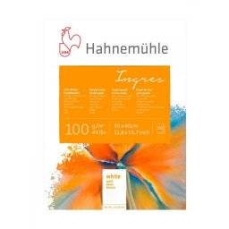 Ingres bloks wit | Hahnemuhle