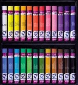 Van gogh oliepastel set 24 kleur   Talens
