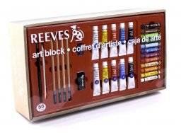 Complete teken- en schilder box | Reeves