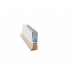 Aluminium spielat 25 mm. | Si-frame