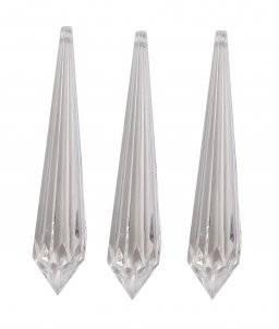 Decojewel long beads 9060 3 st.   Pronty