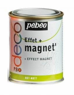 Magneetverf  250 ml | Pebeo
