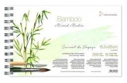 Bamboo carnet voyage | Hahnemuhle