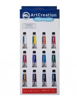 Art creation acrylverf 12 tubes | Talens