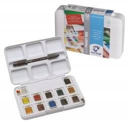 Gogh aquapocketset 20HP8612 | Talens