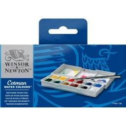 Cotman pocketbox 0390-64 | Winsor & newton
