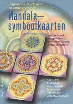 Mandala symboolkaarten | Akasha