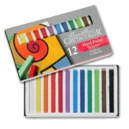 Pastel starter set 12 kleuren | Cretacolor
