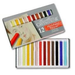 Pastelset portret 12 kleuren | Cretacolor