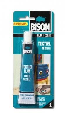 Textiellijm tube 50 ml. | Bison