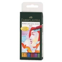 Pitt artist penset Basic | Faber castell