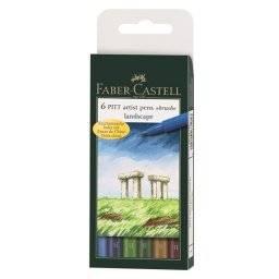 Pitt artist penset Landscape | Faber castell