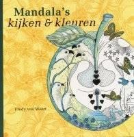 Mandala kijken & kleuren | Akasha