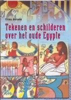 Teken+ schilder over oud egypte | Akasha