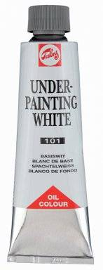 Underpainting white 101 | Talens