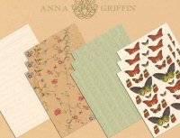 Anna griffin papierset 2064 | Plaid