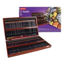 Studio potlodenkist 72 stuks | Derwent