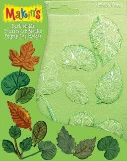 Pushmould bladeren 39001 | Makin