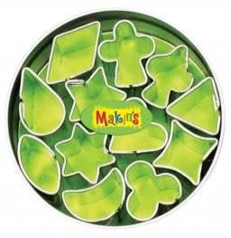 Uitstekerset blik minigeo 37004 | Makin's clay