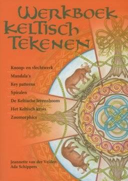 Werkboek keltisch tekenen | Akasha