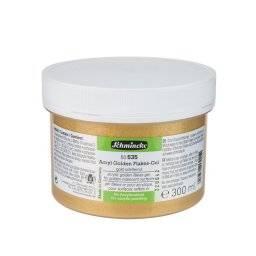 Golden flakes gel 535 pot 250 ml | Schmincke
