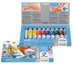 Gogh aquarel set tube 20c110 | Talens