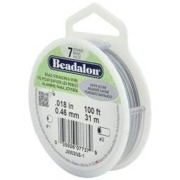 Staaldraad spoel 9.20 mtr. | Beadalon