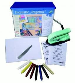 Encaustic painting kit | Hobbyring