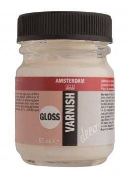 Amsterdam deco varnish 50ml | Talens
