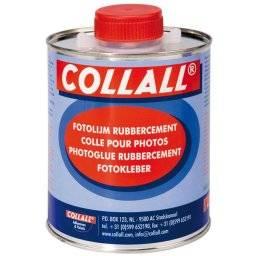 Rubbercement fotolijm 250ml | Collall