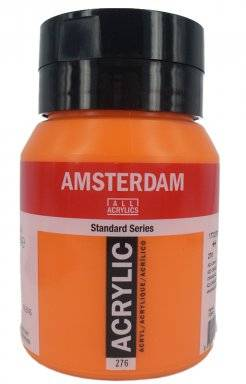 Amsterdam acrylverf 500ml. | Talens