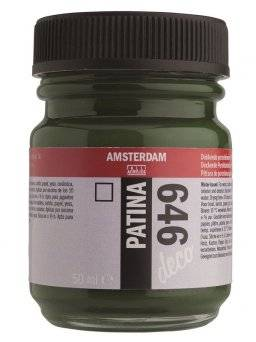Amsterdam deco patina 50ml | Talens