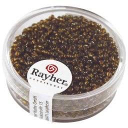 Rocailles zilverinleg   Rayher
