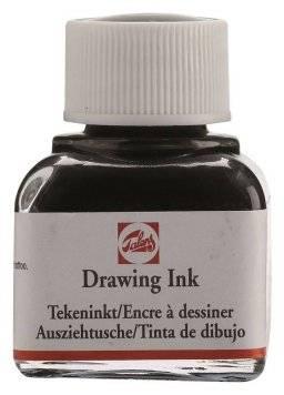 Watervaste tekeninkt 11 ml. | Talens