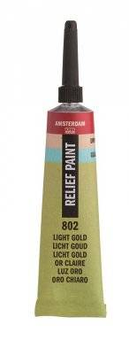 Amsterdam deco reliefpaint 20ml | Talens