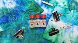Textile tie-dye set 4 x 50 ml | Talens