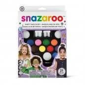 snazaroo face paint party set 1180100