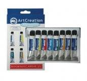 talens artcreation acrylset 8x12ml