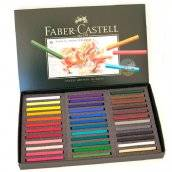 faber castell polychromos pastels in doos